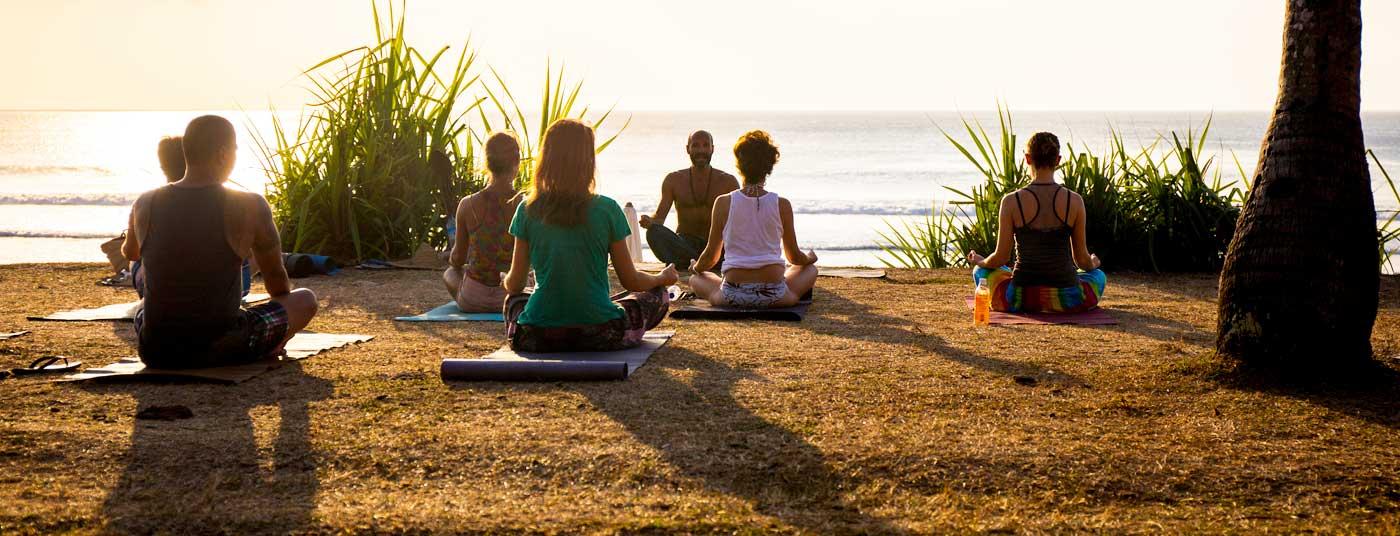 stress management retreat costa rica