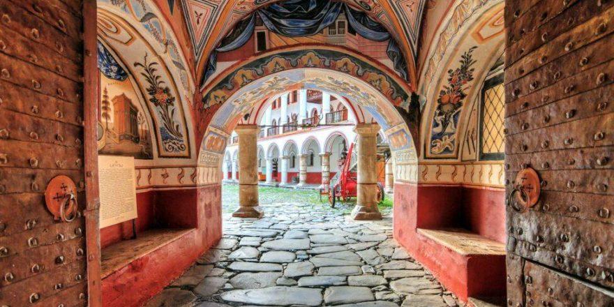 spiritual trip to bulgaria