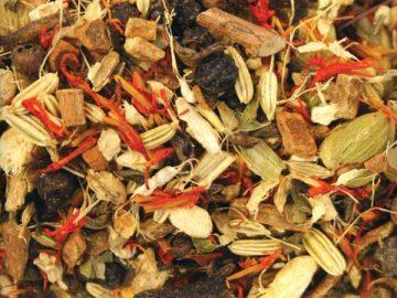 Ayurveda tea drinks kapha